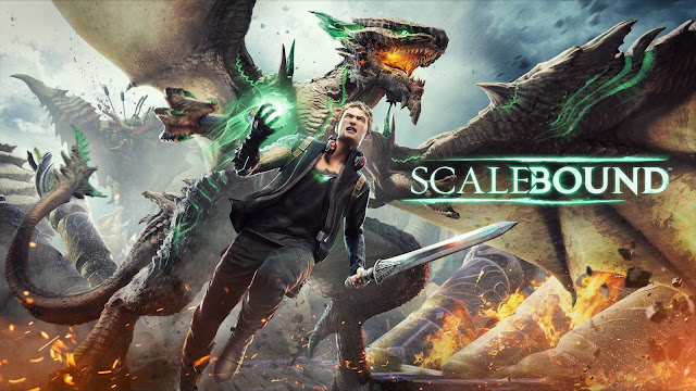 Scalebound game-Elizabeth Boni