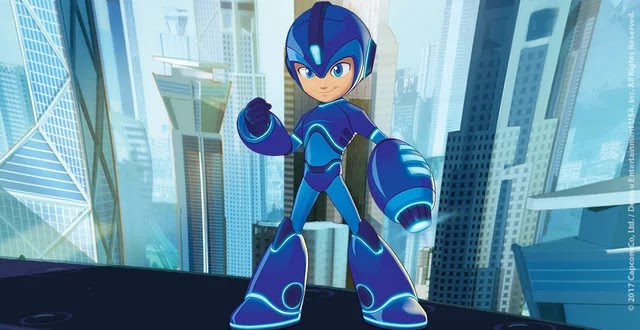 "Cartoon Network Air The New ""Mega Man"" Animated Series."
