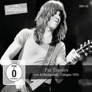 """Το βίντεο με την live απόδοση του τραγουδιού του Pat Travers """"Stop And Smile"""" από το album """"Live At Rockpalast"""""""