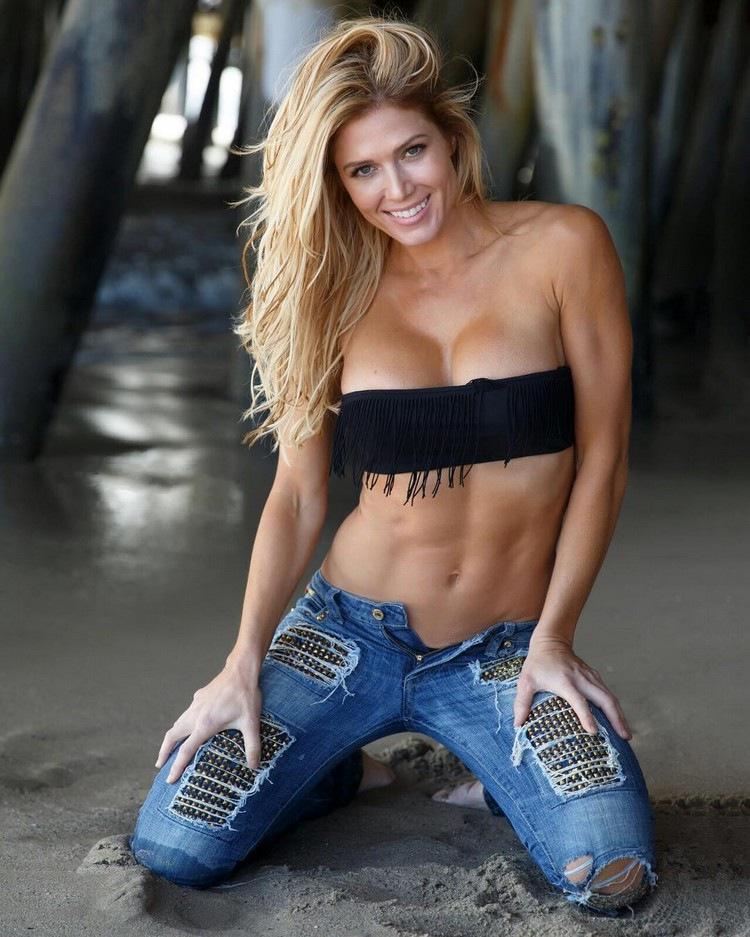 Torrie Wilson Fitness Model WWE 0006