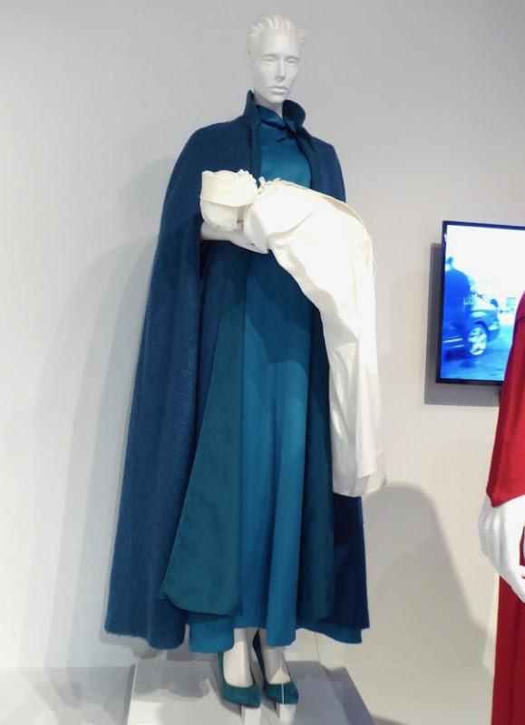 Yvonne Strahovski Handmaids Tale Serena Joy costume