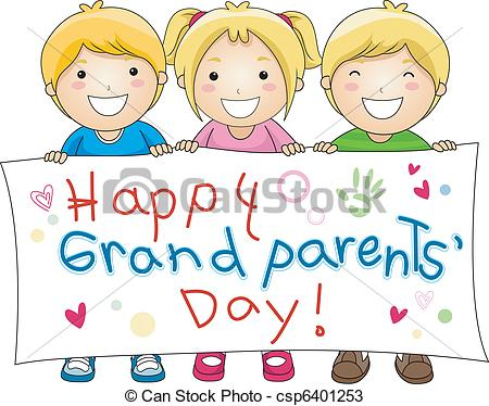 Grandparents Day 2018 Clipart free