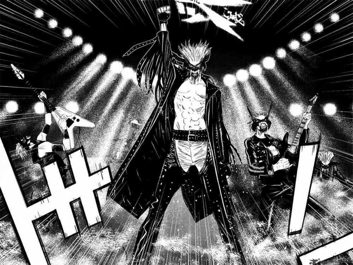 Resultado de imagen para akumetsu manga
