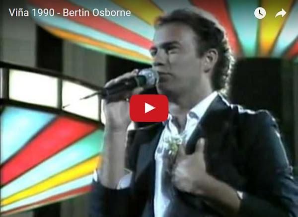 Bertín Osborne : Un español mas venezolano que yo