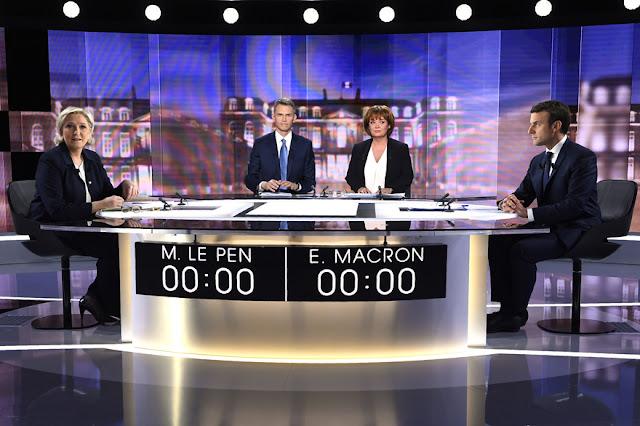 Η δήλωση της Μαρίν Λε Πεν που αντικατοπτρίζει την αλήθεια για τις Γαλλικές εκλογές...