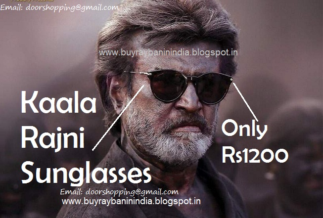 39bc526f224 Kaala Sunglasses Rajni Round Shape Price only 1200 Branded