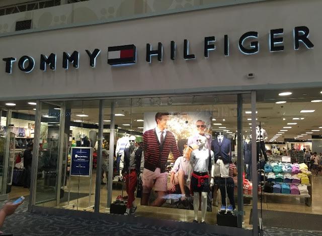 Tiendas de Tommy Hilfiger en Miami