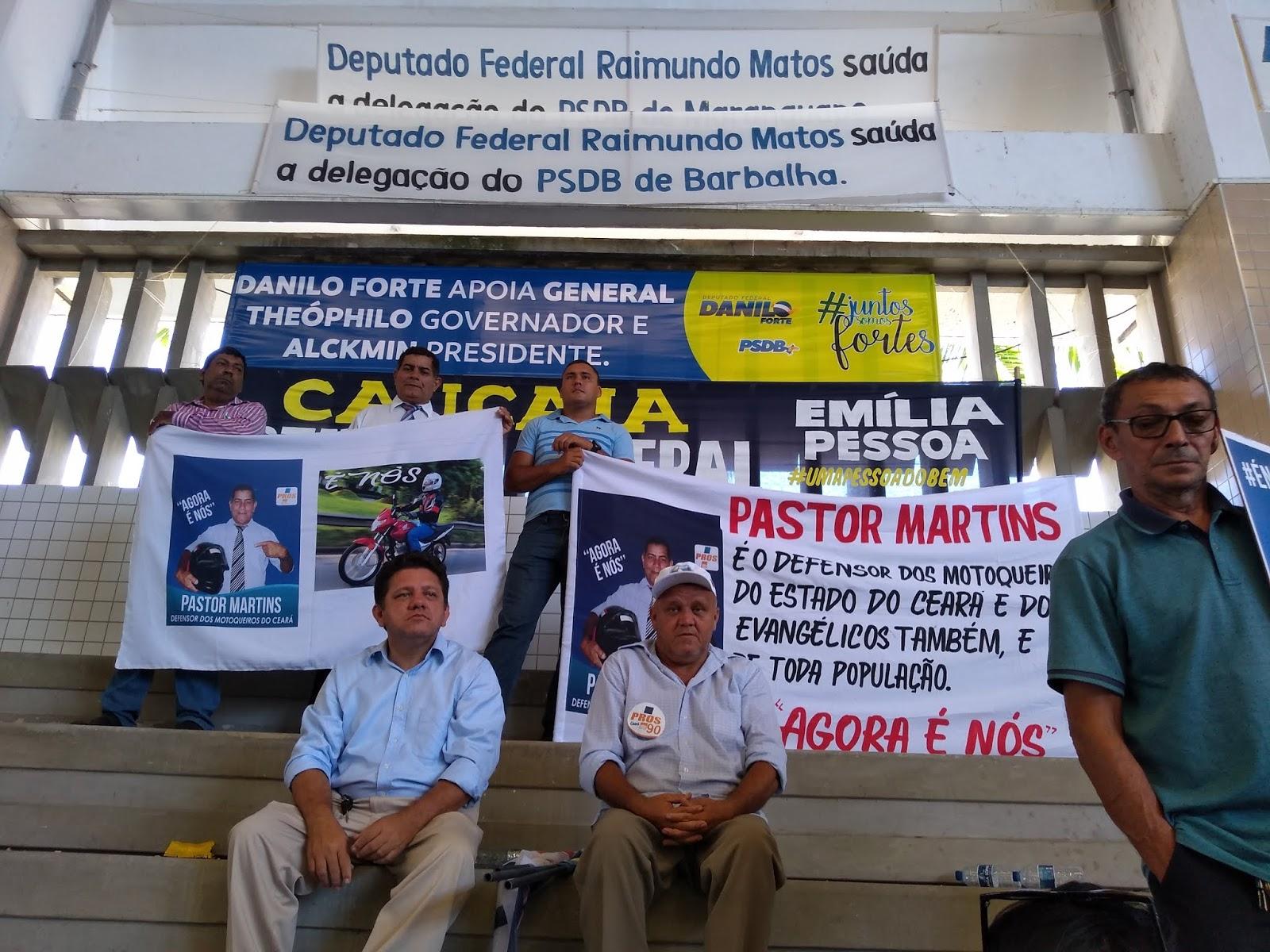 Deputados fazem movimento supra partidário no Nordeste para Alckmin fa72dc10d7