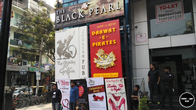 Daawat-E-Pirates Review | Bangalore