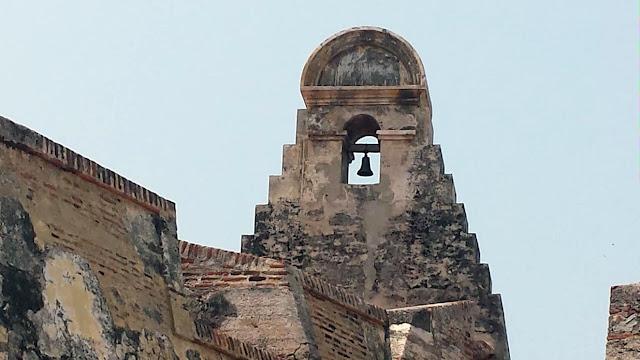 Castelo de San Felipe, Cartagena