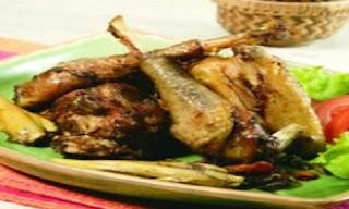 Saut Ayam Khas Sulawesi Utara