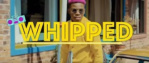 Download Video | Tellaman , Shekhinah, Nasty C - Whipped