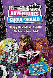 MH Happy Howlidays Ghouls! The Deluxe Junior Novel Media