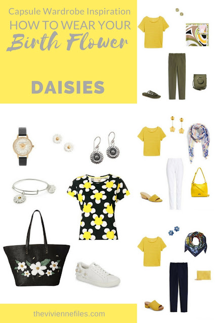 Daisies! The Birth Flower for April