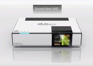 DUOSAT NEXT HD ANDROID NOVA ATUALIZAÇÃO V1.1.19 - 30/04/2017