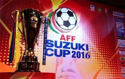 Jadwal Piala AFF suzuki 2016