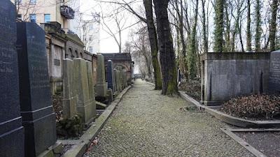 Cementerio judío de Schönhauser Allee en Berlín