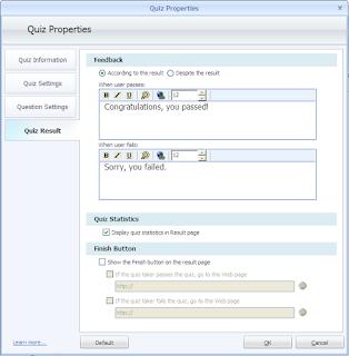 registration code quiz creator