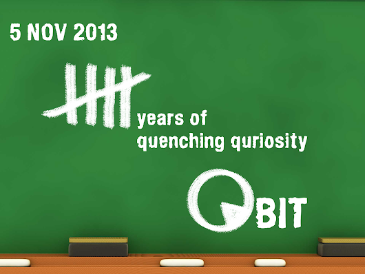Quenching BIT's Quriousity