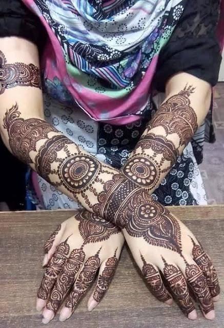 Modern Mahandi ,Dulhan Mehndi Pattern Photos, bridal mehndi designs for full hands, rajasthani bridal mehndi designs for full hands, arabic bridal mehndi designs, modern bridal mehndi,