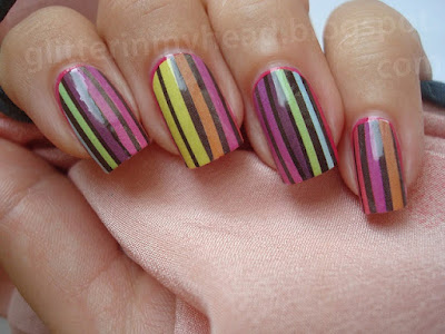 Uñas Lindas Decoradas