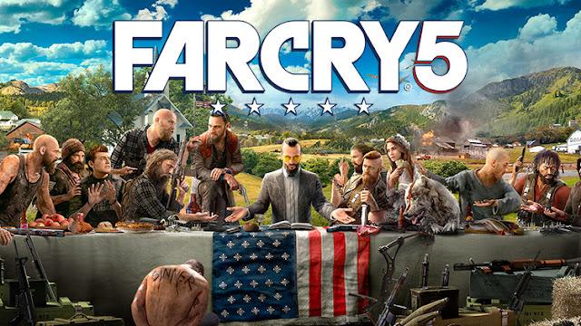 إستعراض جديد لأسلوب اللعب من إصدار Far Cry 5 القادم