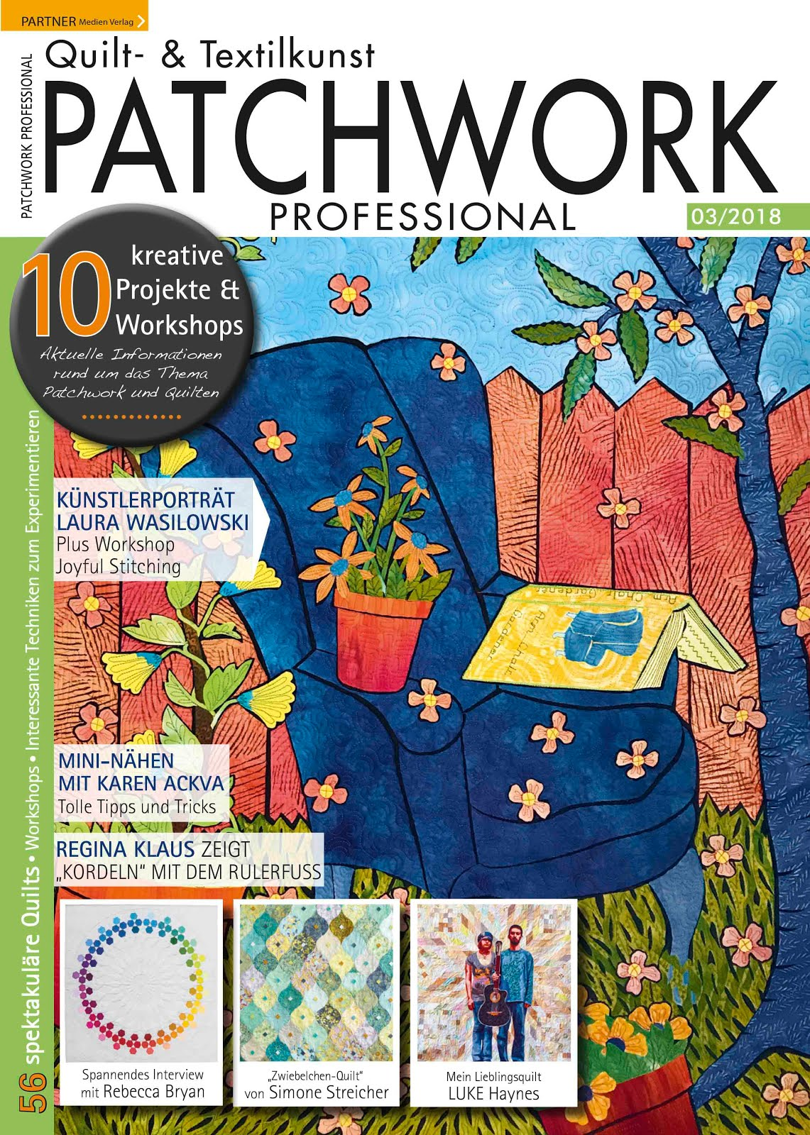 Patchwork Prossional 3/2018