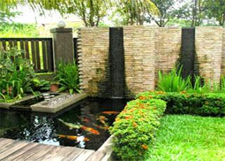 kolam ikan minimalis lahan sempit, kolam ikan minimalis lahan sempit terbaik, kolam ikan minimalis terbaik