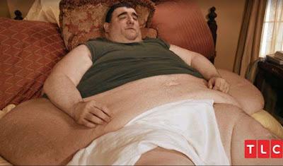 Las últimas palabras del hombre obeso que murió grabando un reality show