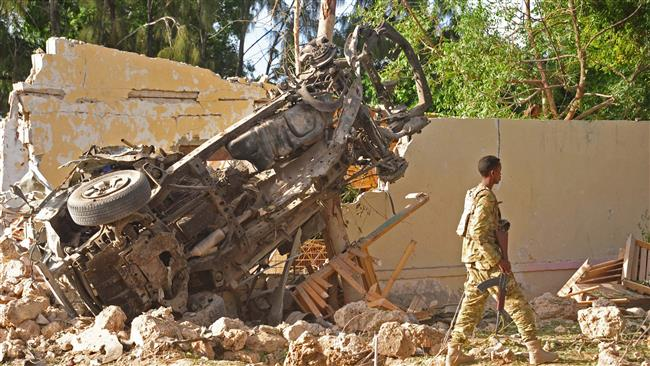 Explosion kills 10 in Somali capital: Mayor's office