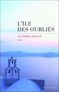 Couverture de L'île des oubliés, de Victoria Hislop