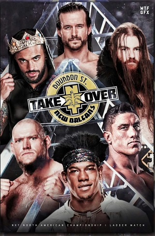 WWE NXT TakeOver New Orleans 2018 700MB WEBRip 480p Full Show Download Watch Online 9xmovies Filmywap Worldfree4u