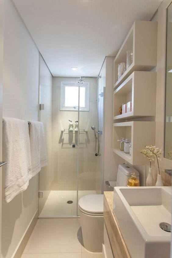 Soluciones para baños pequeños. Small & Low Cost