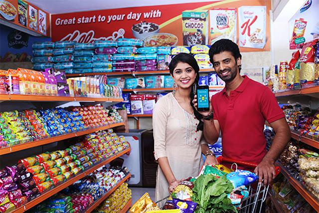 Srikanth Nadhamuni led Novopay puts a bank in your local kirana store, helps increase earnings of these stores.