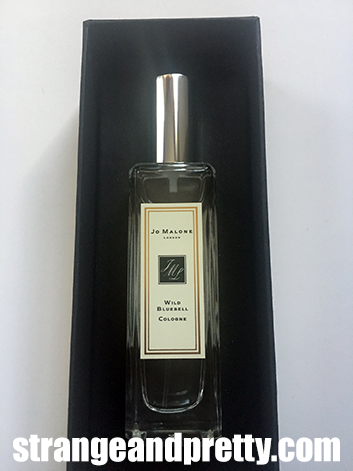 Jo Malone's Wild Bluebell Cologne