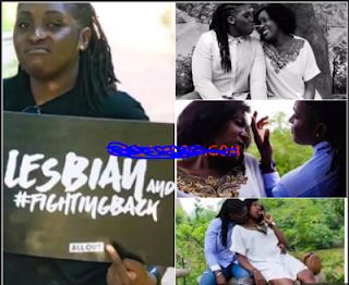 Nigerian Lesbian Pamela Adie Sets Wedding Date To Marry Partner (Photos)