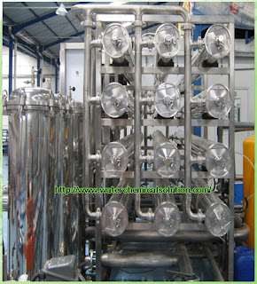 Project Water Treatment Plant, Lembang
