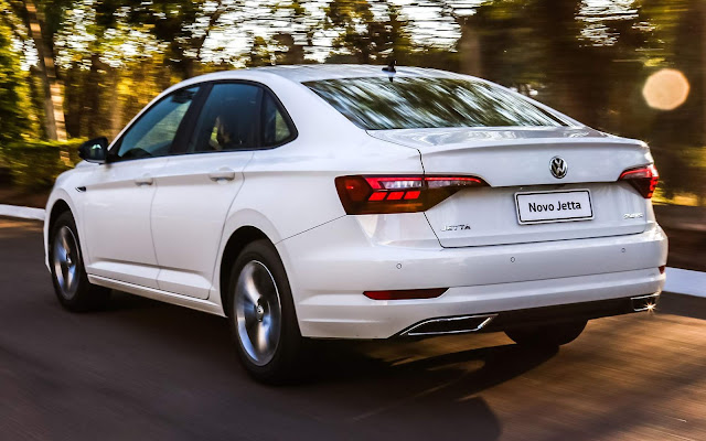 Volkswagen Jetta 2020 aumento de preços