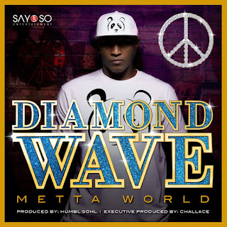 Metta World - Diamond Wave (2016) - Album Download, Itunes Cover, Official Cover, Album CD Cover Art, Tracklist