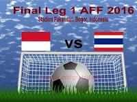 AFF 2016: Tekuk Thailand 2:1, Indonesia buat Kejutan