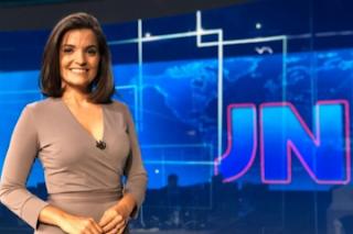 Paraibana entra para 'time' do Jornal Nacional
