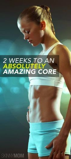 2 Weeks to an ABSolutely Amazing Core