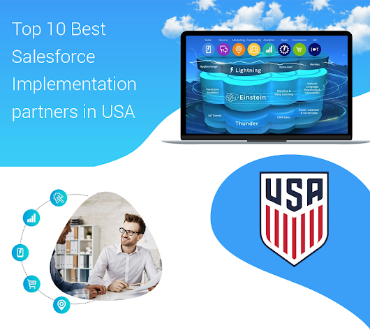 Top 10 Best Salesforce Implementation partners in USA
