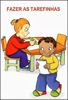 Combinados para educação infantil