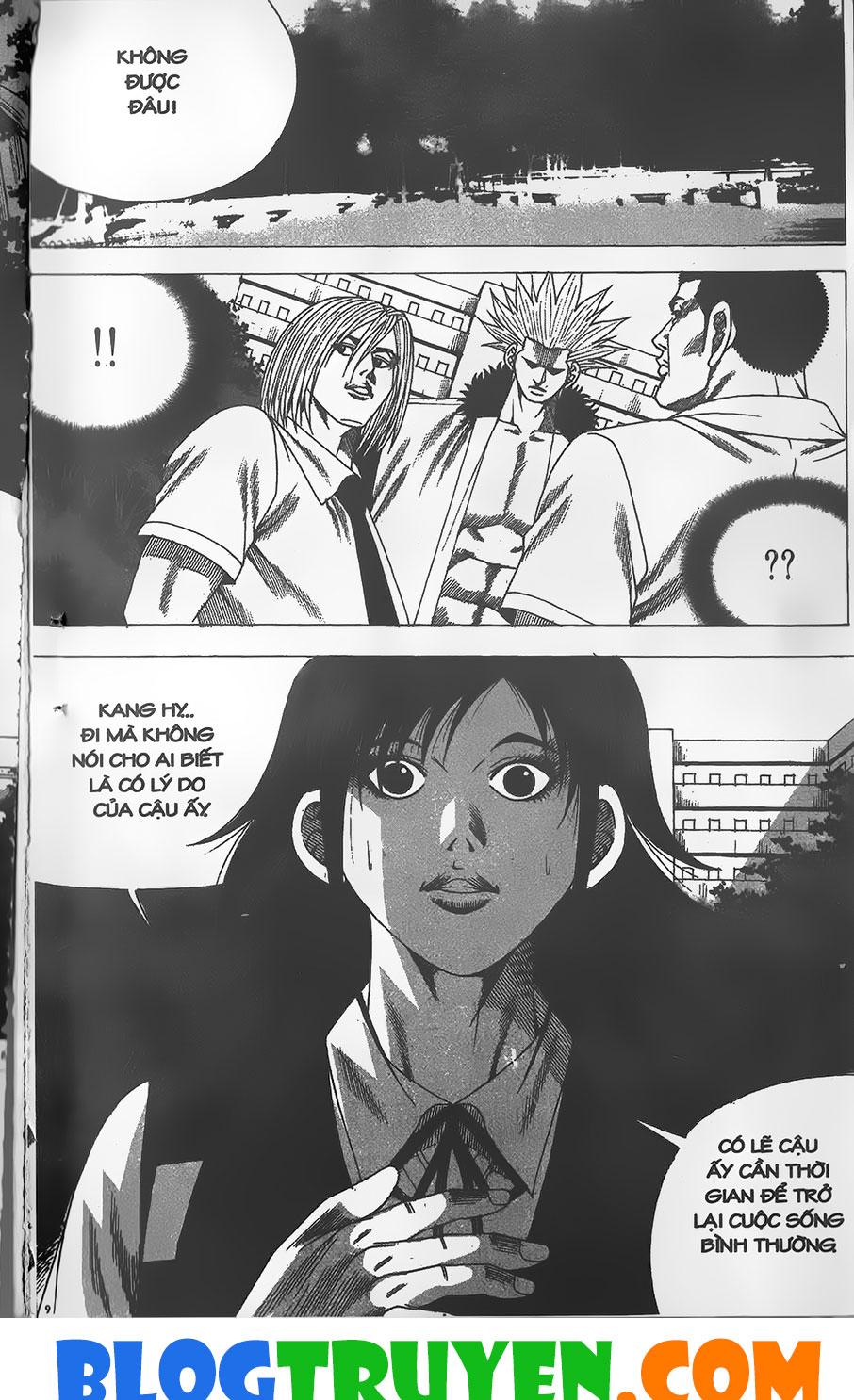 Bitagi - Anh chàng ngổ ngáo chap 267 trang 4
