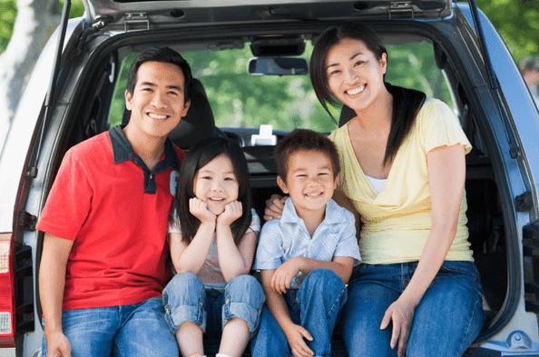 Honda Bergelar Merek Mobil Keluarga Terbaik