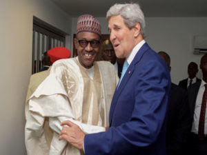 John Kerry to visit Nigeria today