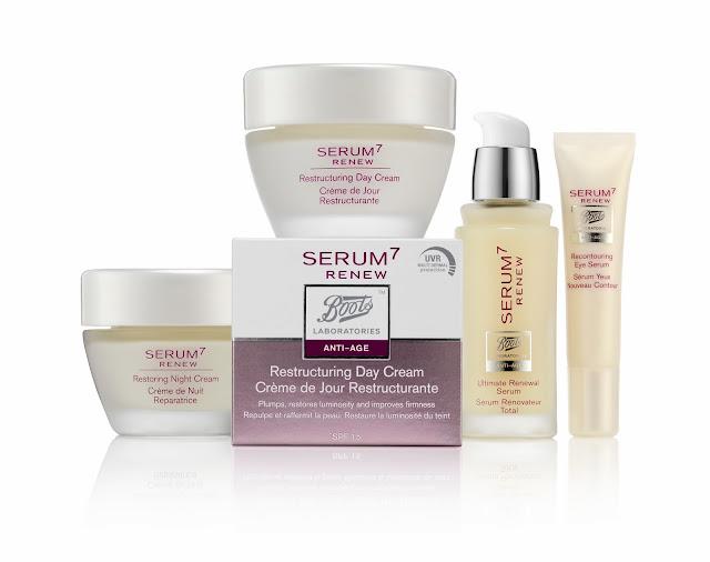 Serum7 Renew. El despertar de la piel madura - Blog de Belleza Cosmetica que Si Funciona