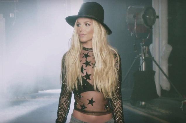 "Britney Spears lanza nuevo video de ""Make Me"""
