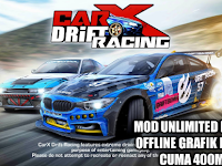 Download CarX Drift Racing Mod Apk Terbaru Unlimited Gold Money